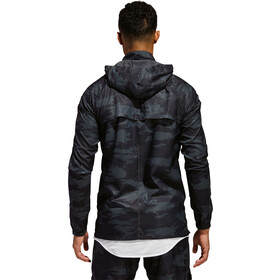 adidas Supernova TKO DPR Chaqueta Running Hombre, carbon/black
